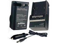 CGA-S303 VW-VBE10 Panasonic SDR-100 SDR-150 SDR-200 SDR-300 Battery Charger